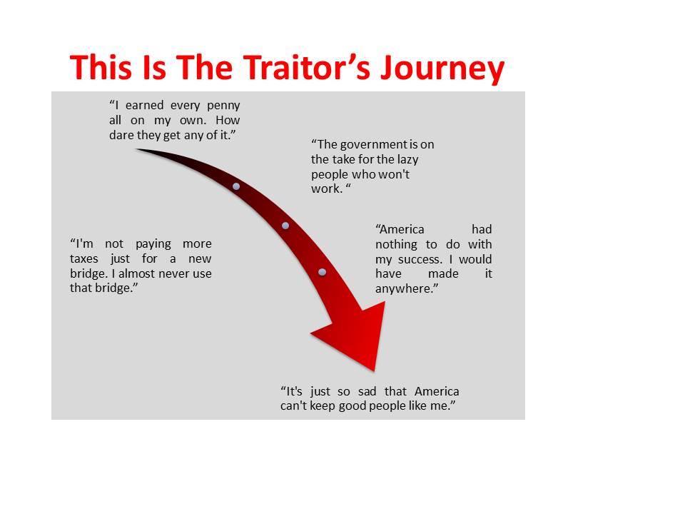 Traitor's Journey